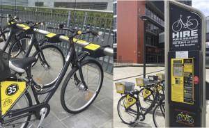 Royal North Shore Hospital Encouraging Cycling